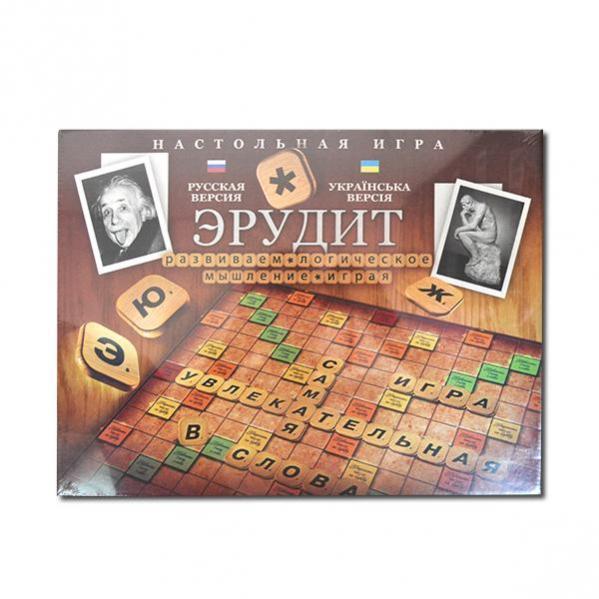 Игра большая «Эрудит»