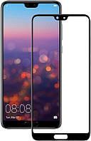 Защитное стекло Mocolo 2.5D Full Cover Tempered Glass Huawei P20 Black