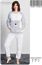 Пижама женская брюки Vienetta
