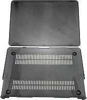 Чехол-накладка TOTO PC Case Apple Macbook Air 13 (2016) Black, фото 1