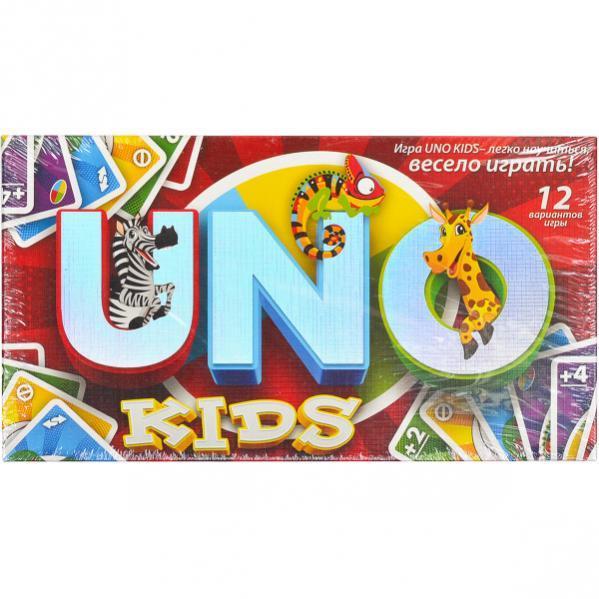 Игра малая «UNO Kids»