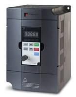 Преобразователи серии PI130 0,75 кВт (с однофазным питанием) POWTRAN встроенный тормозной модуль