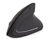 Беспроводная оптическая эргономичная вертикальная мышь Protech 2.4 Vertical Wireless, фото 5