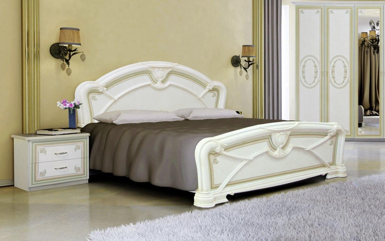 Кровать Примула 160х200 см. МироМарк