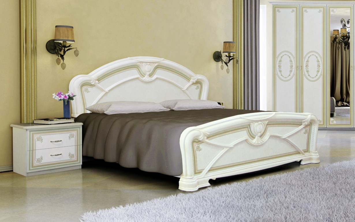 Кровать Примула с механизмом 160х200 см. МироМарк