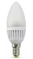 """Светодиодная лампа """"свеча"""" E14 6W Bellson"""