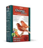 PADOVAN  OVOMIX GoldRosso 0.3 кг  - дополнительный корм для птенцов и декоративных птиц в период линьки