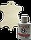 Краска для кожи bsk-color 25ml топленое молоко , цв.№75, фото 2