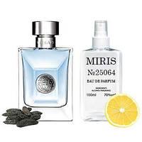 Духи MIRIS №25064 Versace Pour Homme Для Мужчин 100 ml