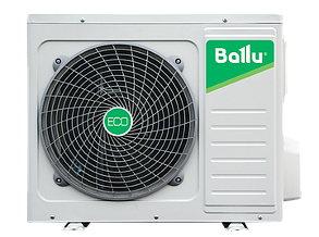 Тепловой насос BALLU Platinum Evolution DC inverter BSUI-18HN8 WiFi воздух-воздух, фото 2