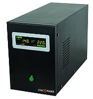 ИБП  Logicpower LPY- B - PSW-800VA + (560 Вт),для котлов с правильной синусоидой