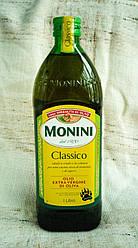 Оливковое масло Monini Classico Extra Vergine 1 liter