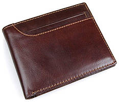 Кошелек мужской Vintage 14374 Коричневый, Коричневый