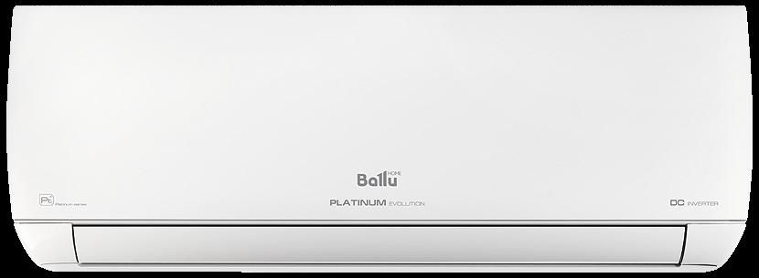 Тепловой насос воздух-воздух BALLU Platinum Evolution DC inverter BSUI-24HN8 WiFi
