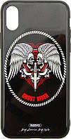 Чехол-накладка Remax Patron Saint Series BL Case Apple iPhone X BlL 02, фото 1