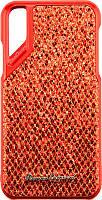 Чехол-накладка Remax Patron Saint Series Case Apple iPhone X Red, фото 1