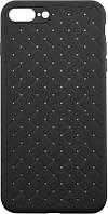 Чехол-накладка Remax Tiragor Series Case Apple iPhone 7 Plus/8 Plus Black, фото 1