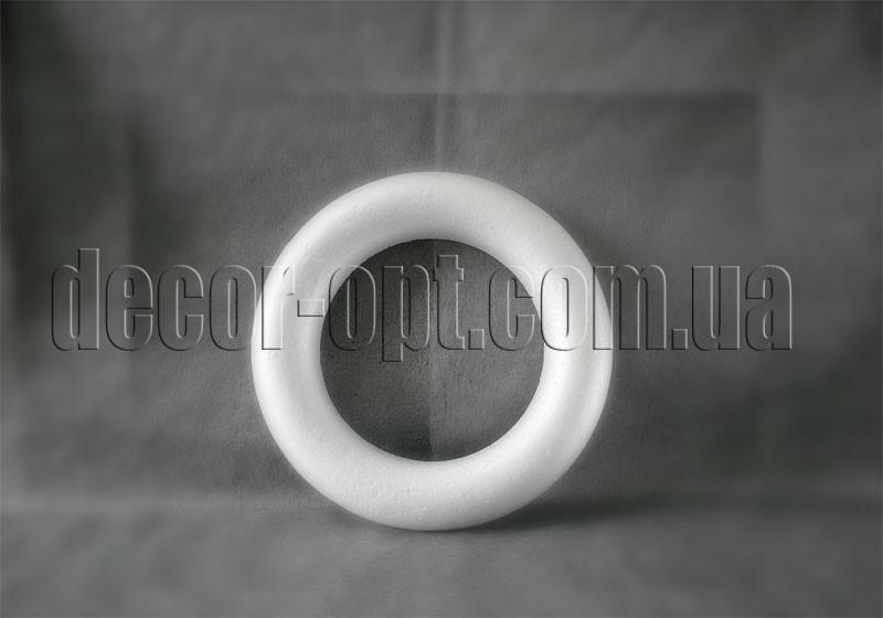 Кільце пенопластовое d 25 см