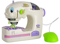 Швейная машина 6973B 19см, шьет,свет,от сети (USBшнур)