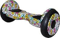 "Гироборд Smart Balance Wheel U8 10"" Hip-Hop Skull"
