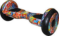 "Гироборд Smart Balance Wheel U8 10"" Hip-Hop Squad"