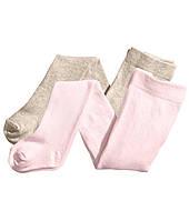Детские колготки для девочки  (2 пары)  6-12 месяцев