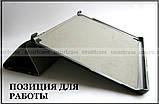 Buttreflies чехол книжка Huawei Mediapad M5 Lite 10 BAH2-L09, цветной чехол TFC Magnet Бабочки, фото 5