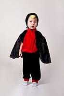Карнавальный костюм для мальчика Снегирь малыш напрокат