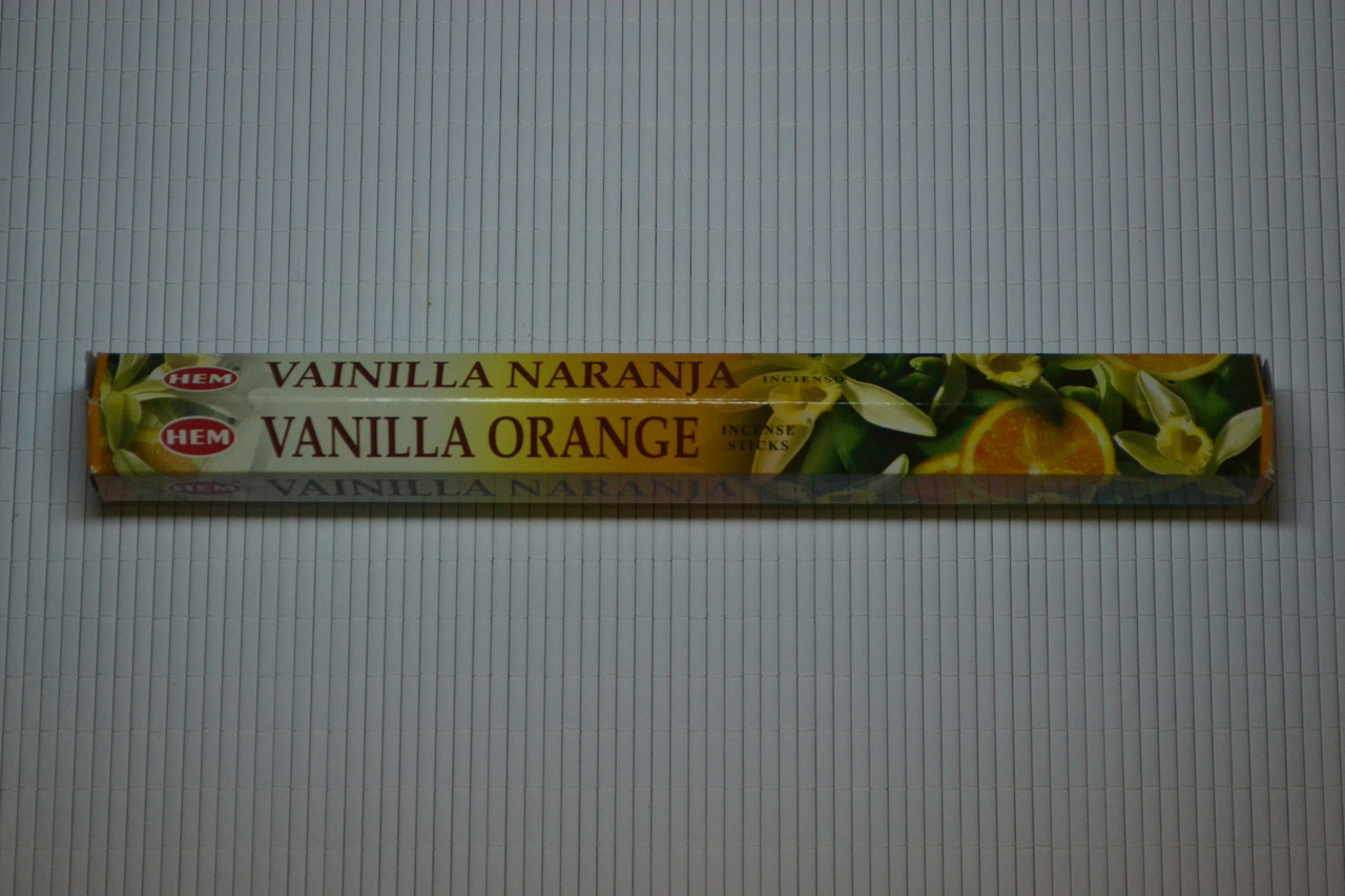 Vanilla Orange HEM