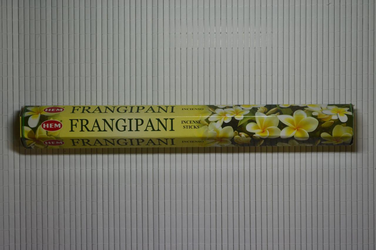 Frangipani HEM