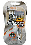 Станок Bic FLEX 5 Comfort (3) блистер