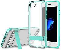 Чехол-накладка Rock TPU+PC Case Royce Series Kickstand Active iPhone 7/8 Mint Green, фото 1