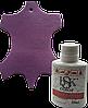 Краска для кожи bsk-color 25ml красная-сирень , цв.№080, фото 2