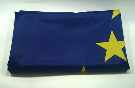 Флаг Евросоюза - (Эконом) - (0.9м*1.35м), фото 2