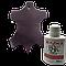 Краска для кожи bsk-color 25ml пурпурно-фиолетовый , цв.№081, фото 2