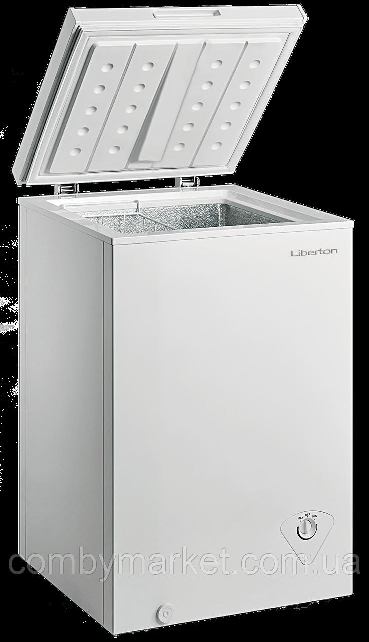 Морозильна скриня LIBERTON LCF-100MD, Об'єм 100 л