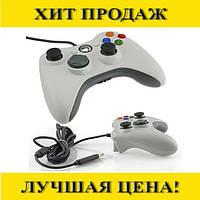 Джойстик проводной, игровой геймпад USB-360 (XBOX)