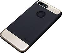 Чехол-накладка Baseus Taste Style Series iPhone 7 Plus Black/Gold