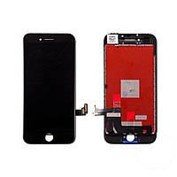 Дисплей модуль iPhone 8 Plus в зборі з тачскріном чорний, Tianma