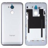 Задняя крышка для смартфона Huawei Honor 6A, серебристая