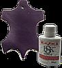 Краска для кожи bsk-color 25ml баклажан , цв.№085, фото 2