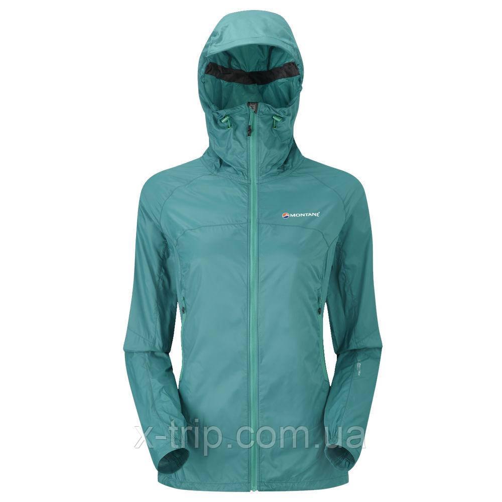 Куртка Montane Femme Lite-Speed Jacket Pertex Quantum SIBERIAN GREEN, S