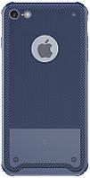 Чехол-накладка Baseus Shield Case iPhone 7 Dark Blue, фото 1