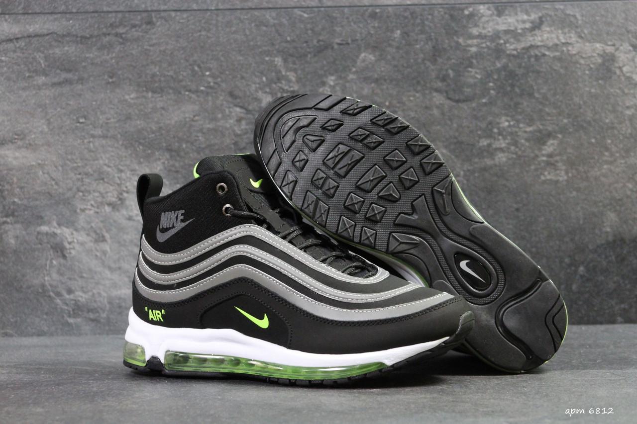 Мужские зимние кроссовки Nike Air Max 97 High Winter