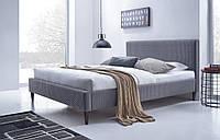 Ліжко двоспальне в спальню Польша Flexy 160*200 Halmar