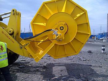 Оборудование для транспортировки,хранения и укладки кабеля