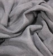 Флис серый (170см) плотность 180, фото 1