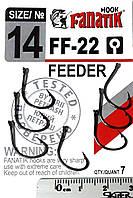 Крючок Fanatik FEEDER F-22 №14, фото 1