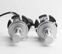 LED лампы головного света H4 X3 Sigma, фото 3