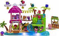 Набор Остров Хетчималс Тропическая вечеринка, свет-звук Hatchimals CollEGGtibles Tropical Party из США, фото 1